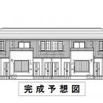 ☆新築☆邑久町山田庄ファンガーデン2DK 50000円